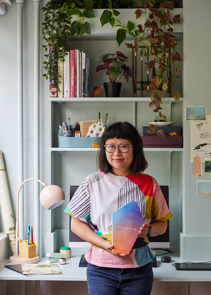 Winning the Grand Prize at the Etsy Design Awards 2019