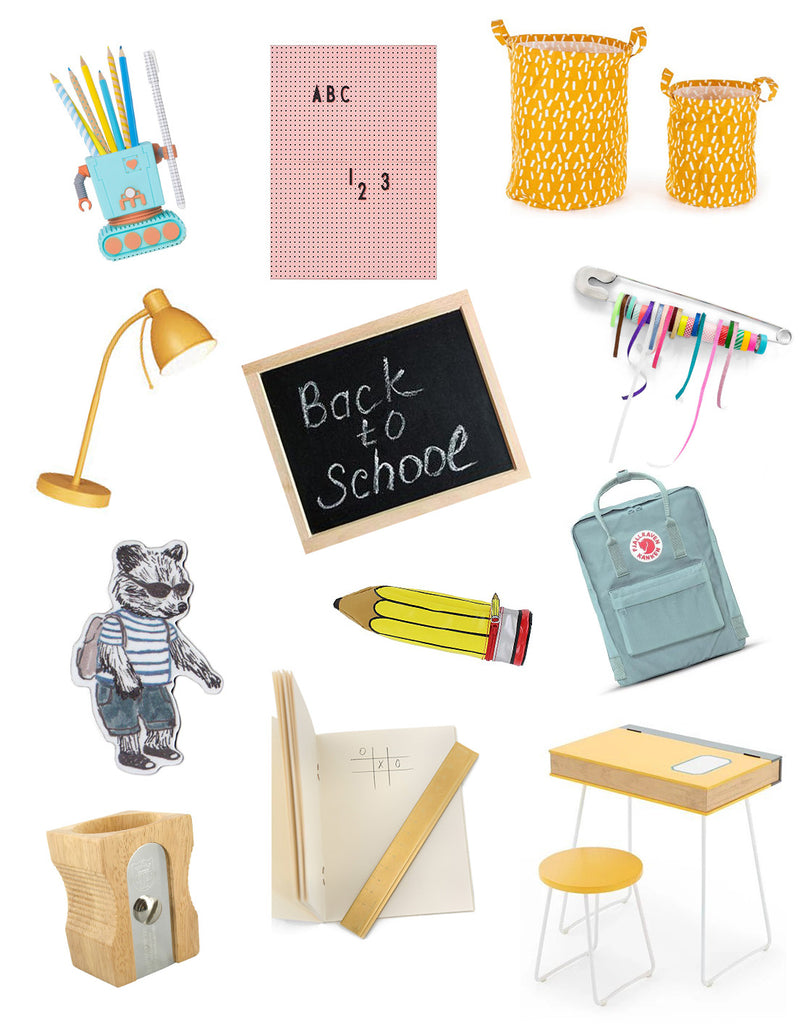 5 Quick & Easy Tips to Make Your Kids' Rooms Back-to-School Ready
