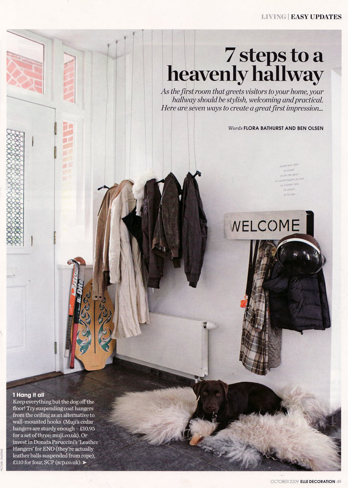 Tips to create amazing hallways