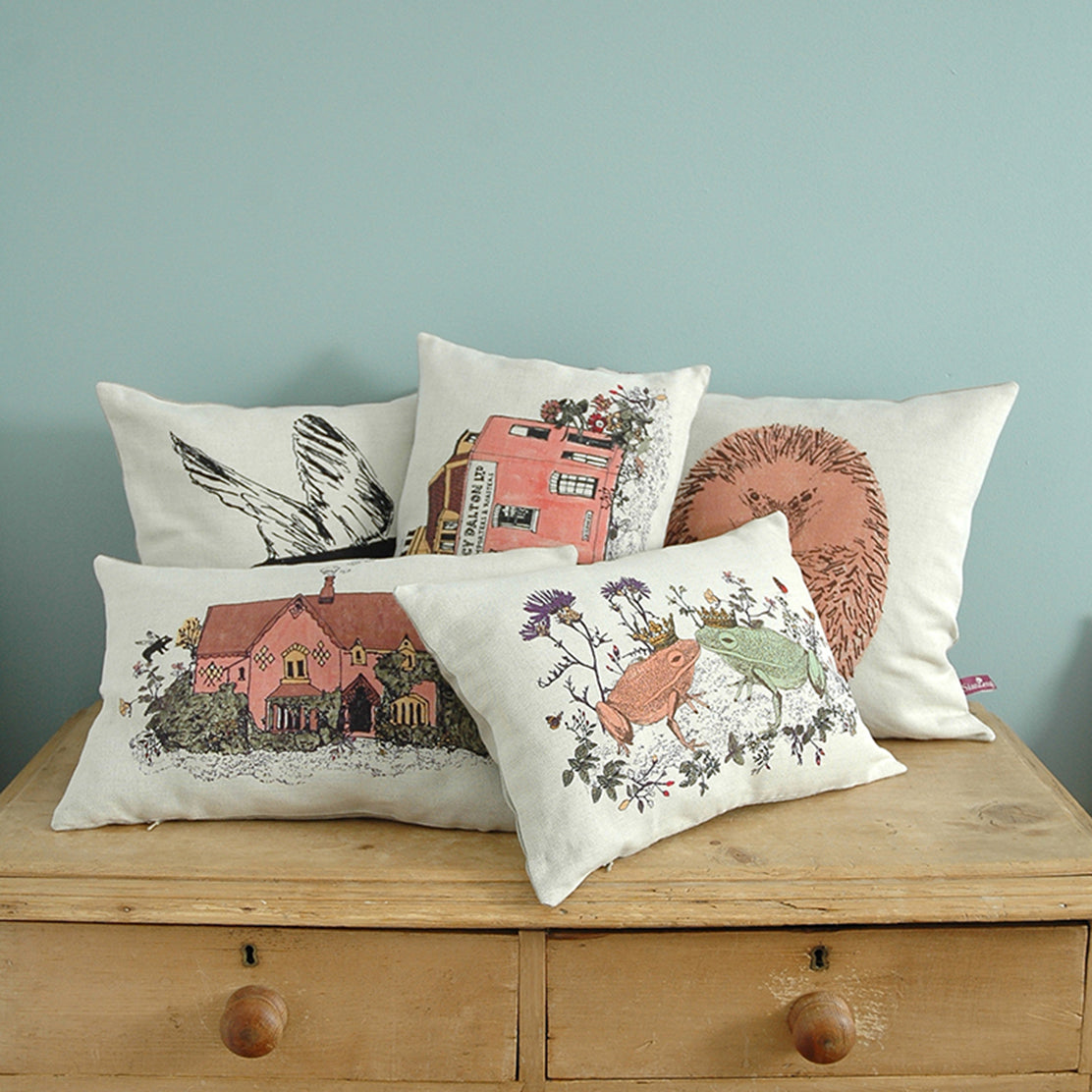 Collection of Cushions 3