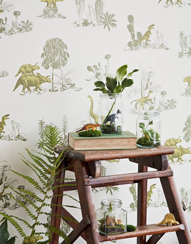 Sian Zeng Grand Prize Winner Etsy Global Awards 2019 Magnetic Dino Wallpaper