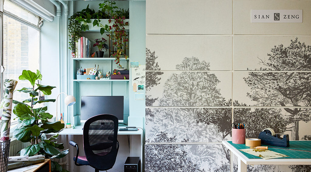 Photo de studio de Sian Zeng par Veerle Evens pour Etsy