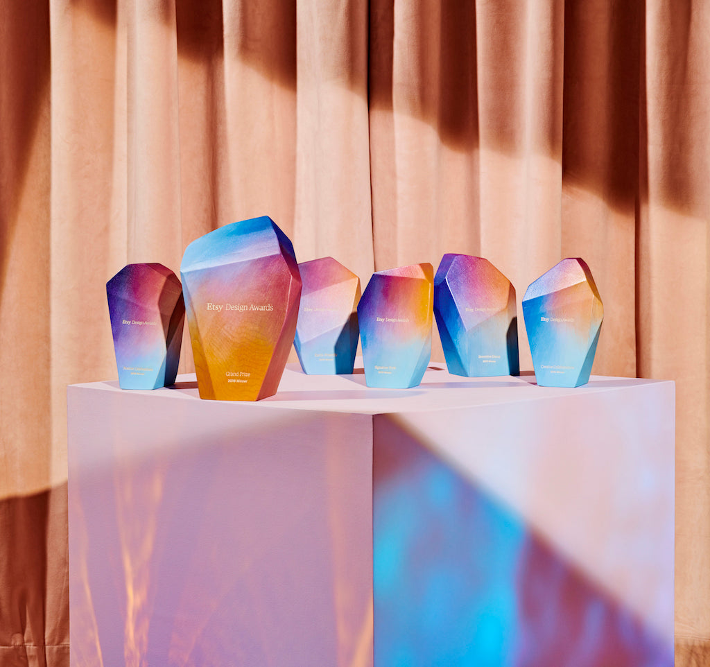 Sian Zeng Grand Prize Winner Etsy Global Awards 2019