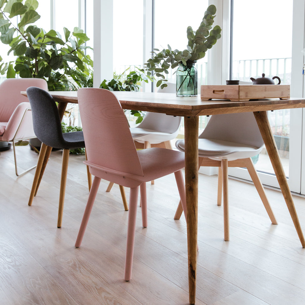 Sian Zeng dining room table and chairs