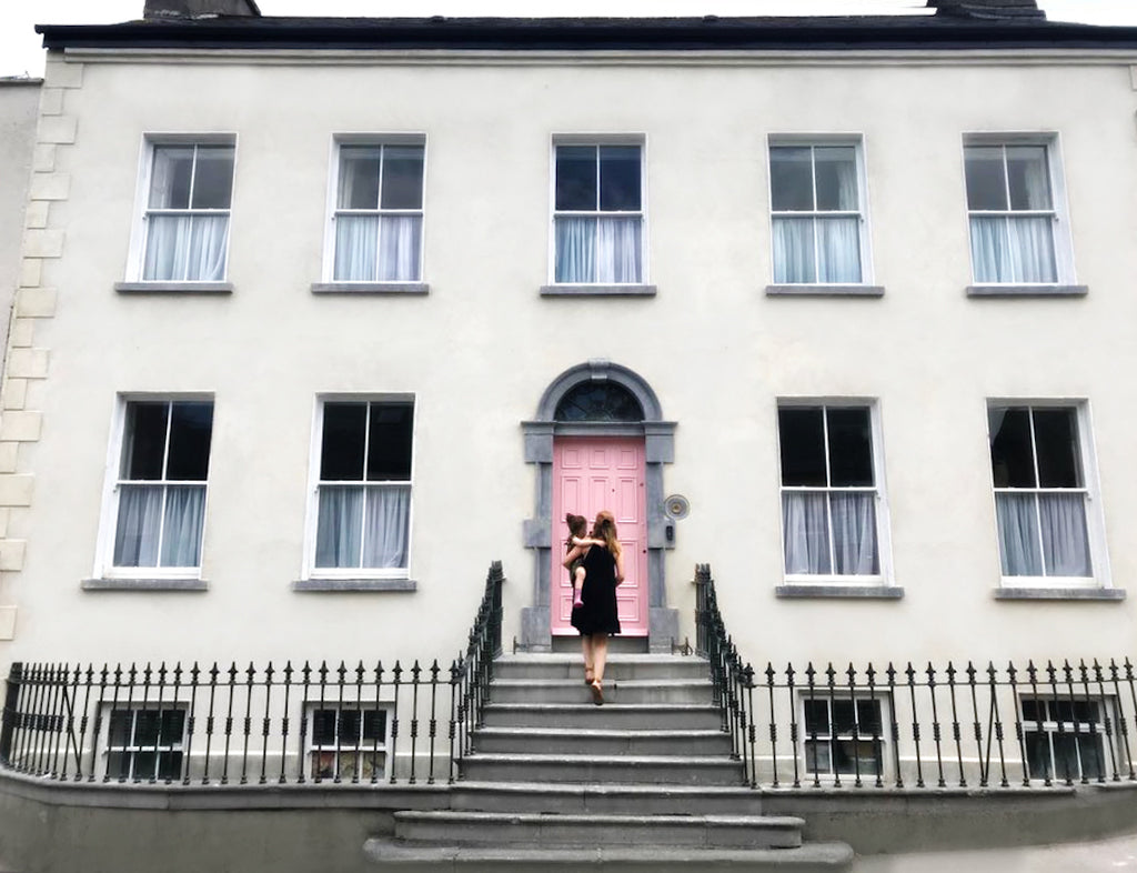 Tanya Ross renovated a period house in Ireland