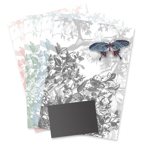 Magnetic Hua Trees Mural Sample Pack