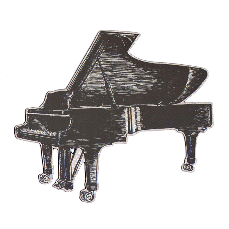 Piano Magnet, Musical Magnets.