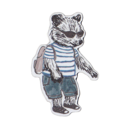 Boy Bear Magnet