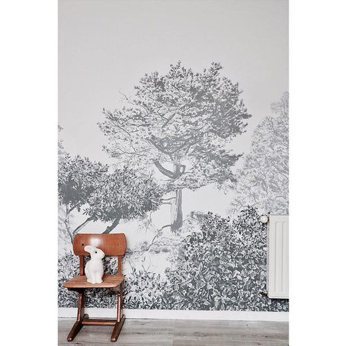 Hua Trees Mural Wallpaper  Samples
