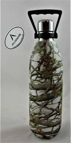 Vista Snow Camo Atlasware Bottle