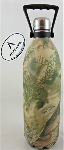 Kings Mountain Shadow Camo Atlasware Bottle