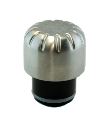 Silver Insulated Cap
