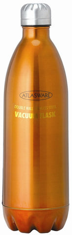 Gold Atlasware Bottle