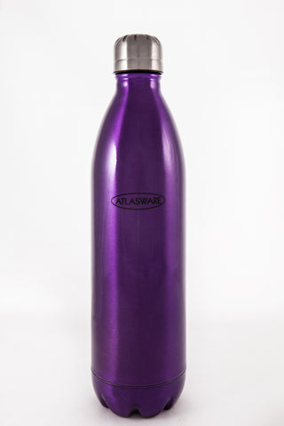 Purple Atlasware Bottle