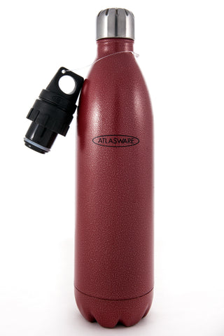 Hammer Red Atlasware Bottle
