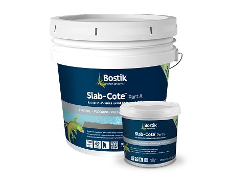 BOSTIK - SLAB-COTE EXTREME MOISTURE VAPOR BARRIER COATING 1 GALLON KIT