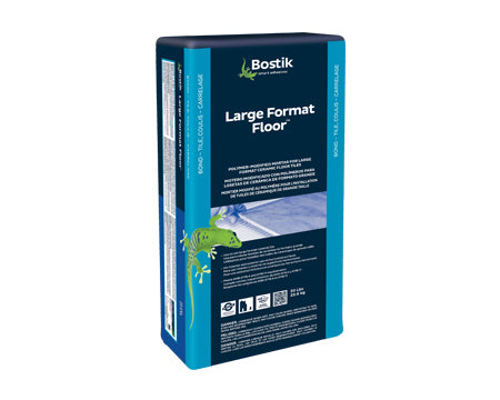 BOSTIK - LARGE FORMAT FLOOR POLYMER-MODIFIED MORTAR 50 LB