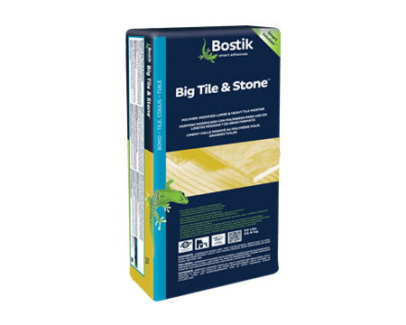 BOSTIK - D-60 BIG STONE & TILE PREMIUM MORTAR 50 LB