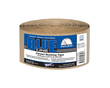 "CAPITOL - CX-733 BLUELINE 3-5/8"" HOT MELT SEAM TAPE"
