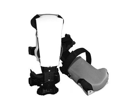 "PROKNEE - MODEL 0714 STANDARD KNEEPAD 18"" LENGTH, 1"" INSERTS"