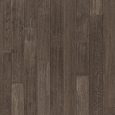 "Carriage Hills Solid 3/4"" x 5"" Hickory - Pepper $7.11SF"