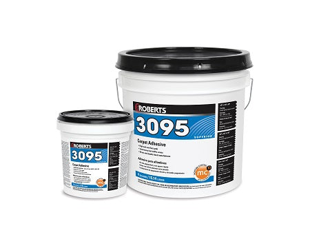ROBERTS - 3095 FAST GRAB CARPET ADHESIVE 4 GALLON