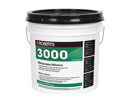 ROBERTS - 3000 MULTI PURPOSE FLOORING ADHESIVE