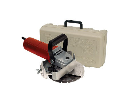 "ROBERTS - 10-46 SUPER SIX 6"" JAMB SAW W/CASE"
