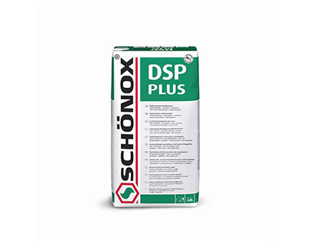 SCHÖNOX - DSP PLUS CEMENT BASED SELF-LEVELING CONCRETE TOPPING 55LB