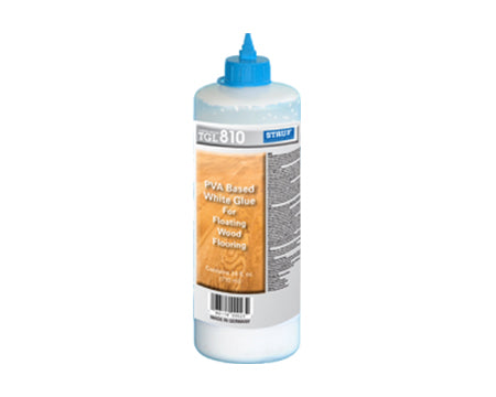 STAUF - TGL 810 TONGUE & GROOVE ADHESIVE 24 OZ BOTTLE