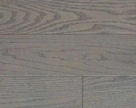 "Beauflor Engineered Hardwood El Paso Red Oak 3/8"" x 6"" - Slate $3.11SF"
