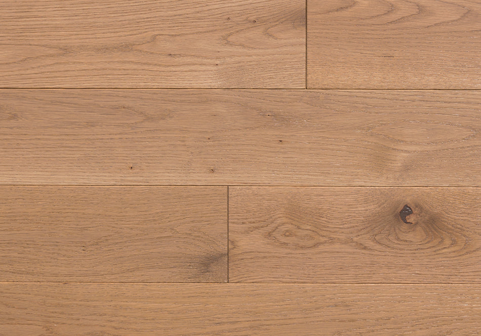 "Somerset Engineered Classic Character 1/2"" x 5"" White Oak - Wheat $4.61SF"