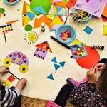 Art Exploration - Wednesdays 9:15-10:00 AM