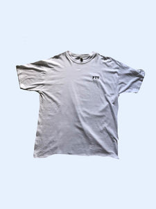 """FTY"" Embroidery Short Sleeve T-Shirt"