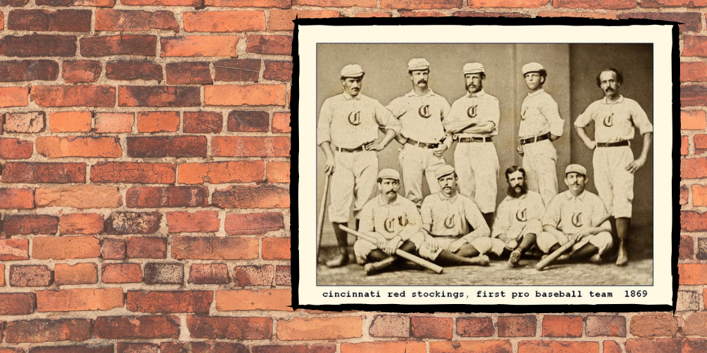 Major League Baseball and the Cincinnati Reds Turn 150... or Do They?