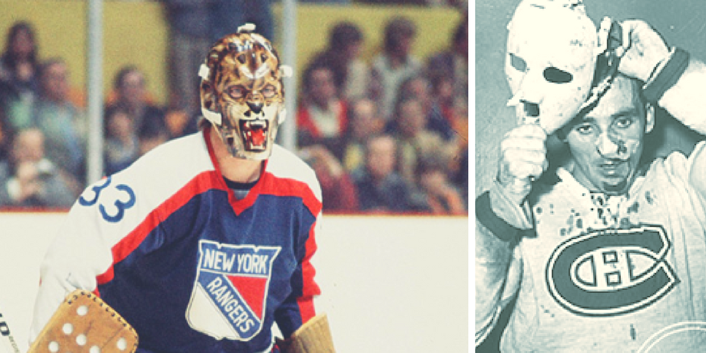 Masked Men: Wearing the Art of Sport (Part 1)
