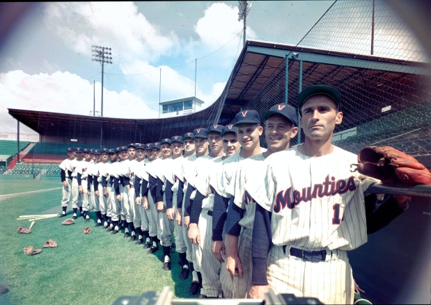Vancouver Mounties