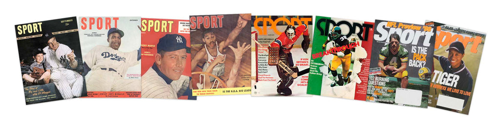 SPORT Magazine Covers