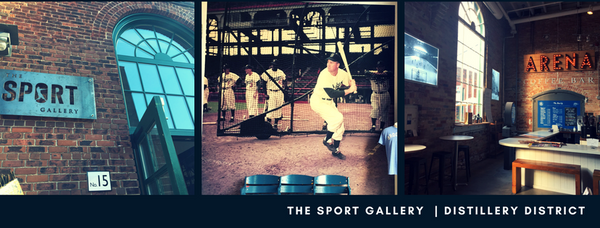 The SPORt Galley Distillery District Event Space