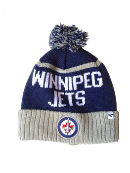 Winnipeg Jets Linesman Toque
