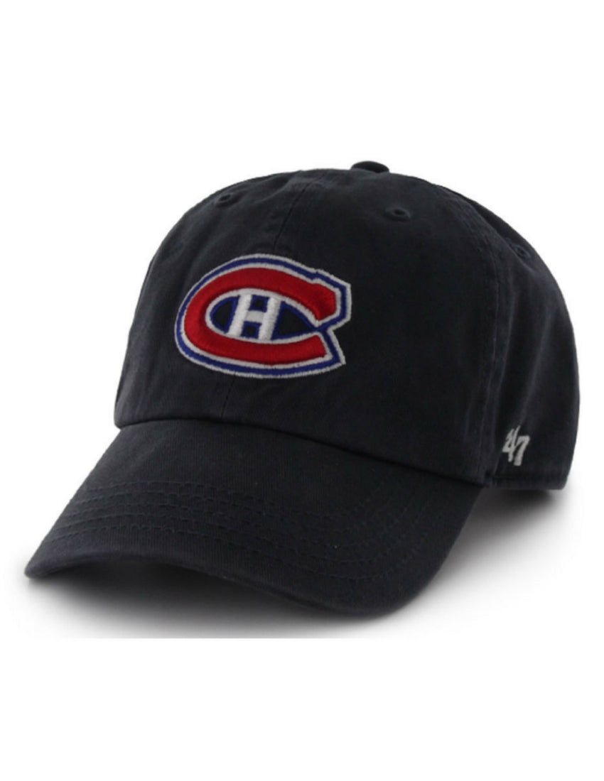 Montreal Canadiens NHL Clean Up Cap – The Sport Gallery 2efa199ee4d2