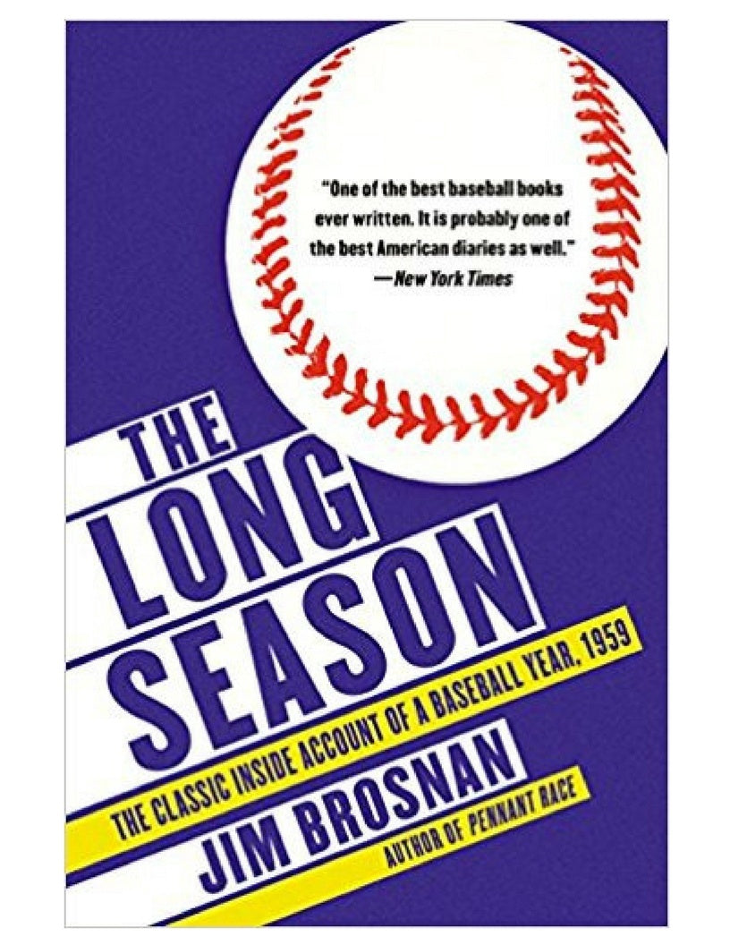 The Long Season - Jim Brosnan