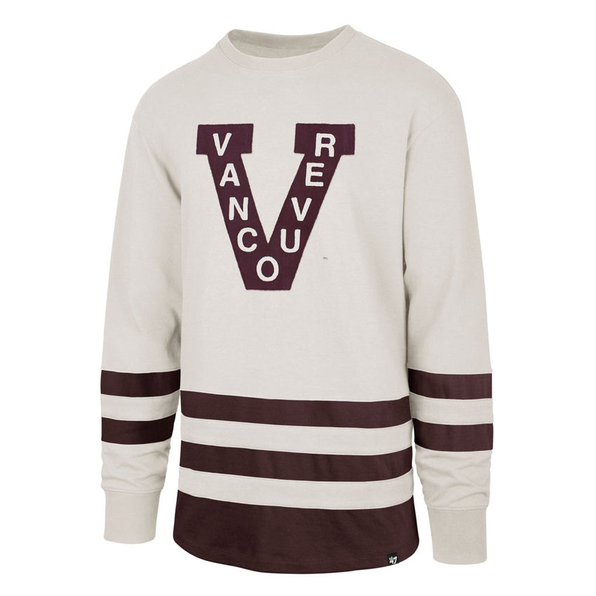 Vancouver Millionaires Center Ice Vintage-Inspired Jersey