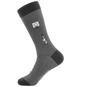 Basketball Mens Dress Socks