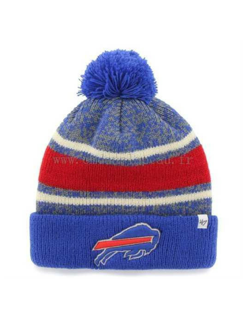 Buffalo Bills Fairfax Cuff Knit Hat