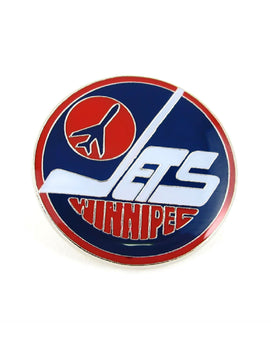 Winnipeg Jets 1979-1980 Logo Lapel Pin