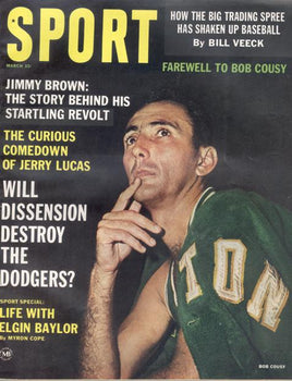 March 1963 SPORT Cover