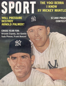 May 1963 SPORT Cover