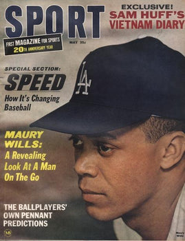 May 1966 SPORT Cover