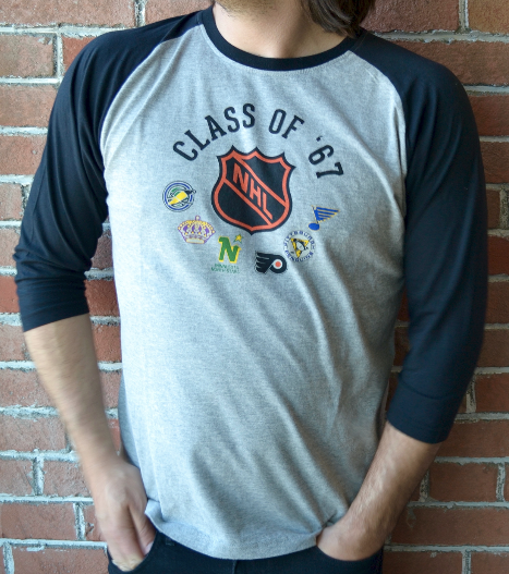 Class of '67 NHL Expansion Alliance Tee